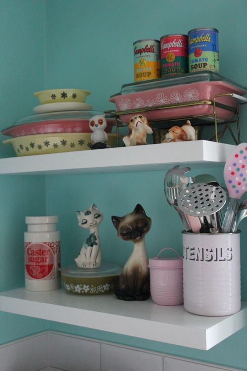 kitchen shelves 3