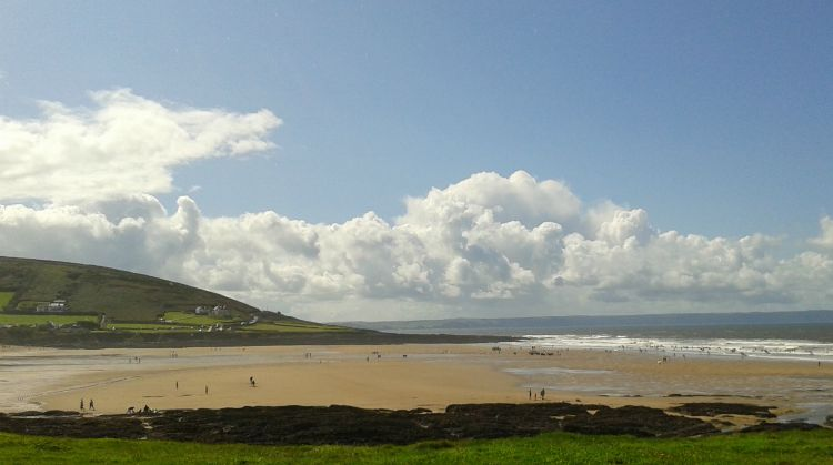 Croyde beach is officially my favourite sure destination now.